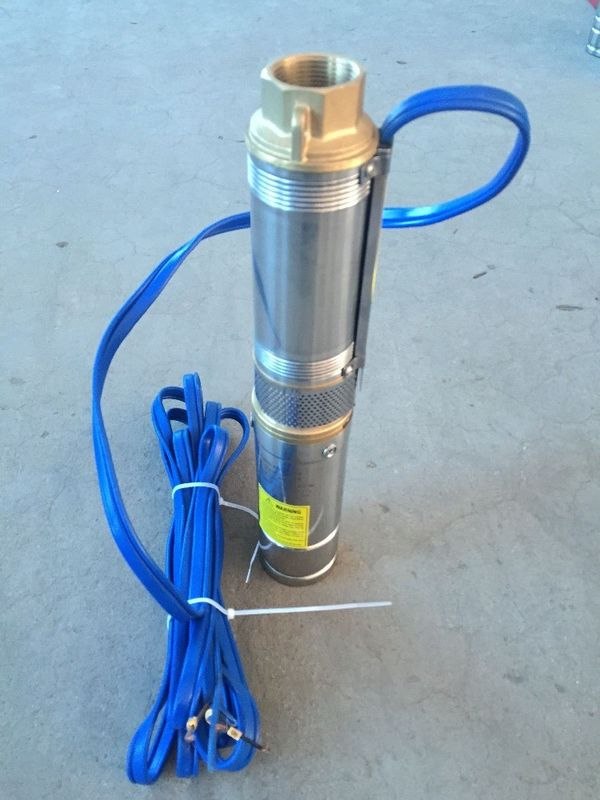 Seawater Desalination DC Solar Water Pump Environment Protection Easy Operation